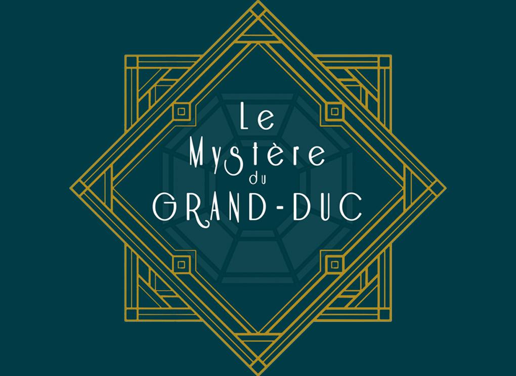 Adventure game - Mystère du Grand Duc